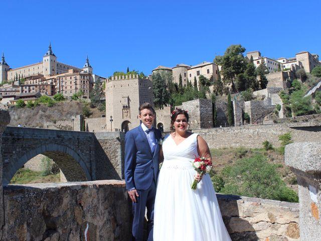 La boda de Romain y Tamara en Toledo, Toledo 1