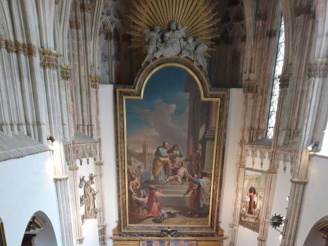 La boda de Romain y Tamara en Toledo, Toledo 3