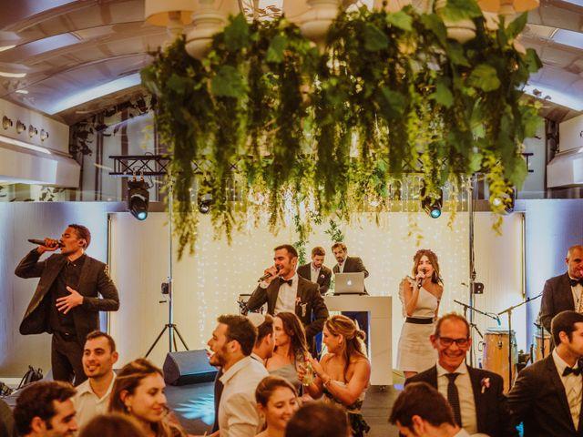 La boda de Nitai y Judith en Barcelona, Barcelona 61