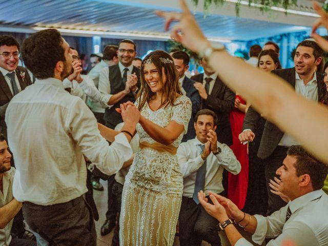 La boda de Nitai y Judith en Barcelona, Barcelona 67
