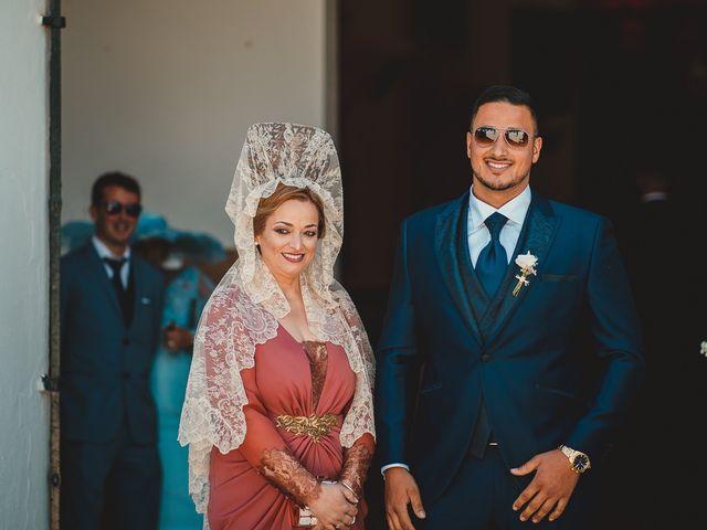 La boda de Carlos y Alba en Los Barrios, Cádiz 18