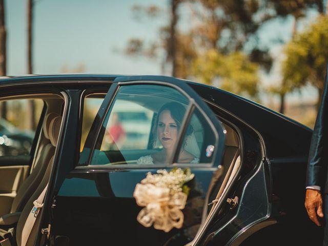 La boda de Carlos y Alba en Los Barrios, Cádiz 21
