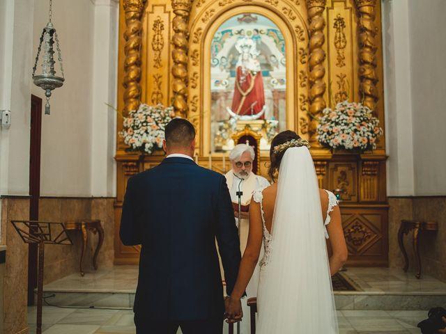 La boda de Carlos y Alba en Los Barrios, Cádiz 24
