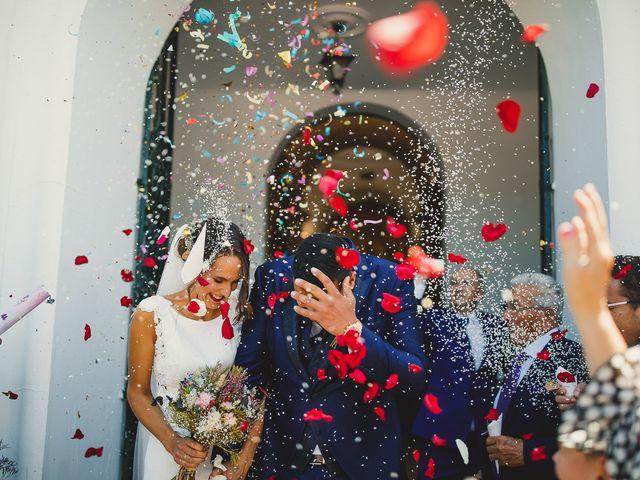 La boda de Carlos y Alba en Los Barrios, Cádiz 28