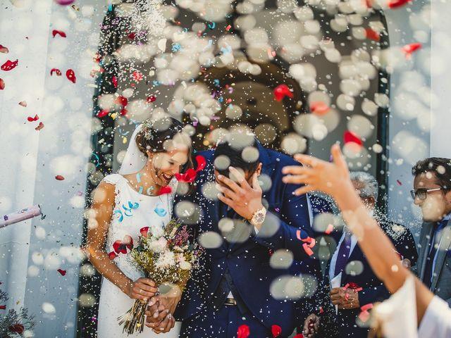 La boda de Carlos y Alba en Los Barrios, Cádiz 29
