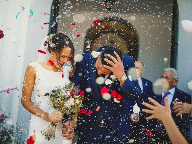 La boda de Carlos y Alba en Los Barrios, Cádiz 30