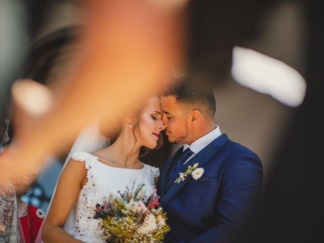 La boda de Carlos y Alba en Los Barrios, Cádiz 31
