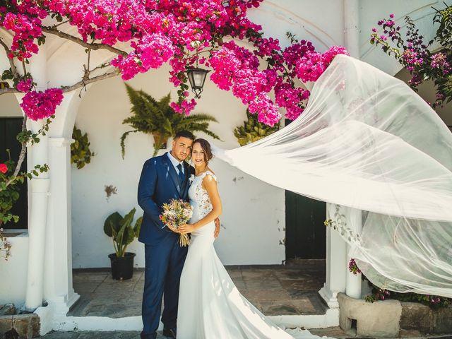 La boda de Carlos y Alba en Los Barrios, Cádiz 34