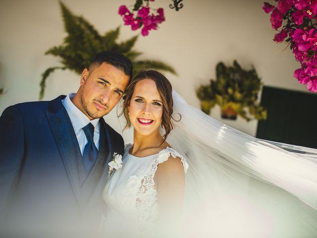 La boda de Carlos y Alba en Los Barrios, Cádiz 35