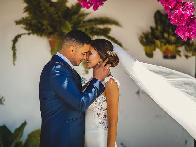 La boda de Carlos y Alba en Los Barrios, Cádiz 36