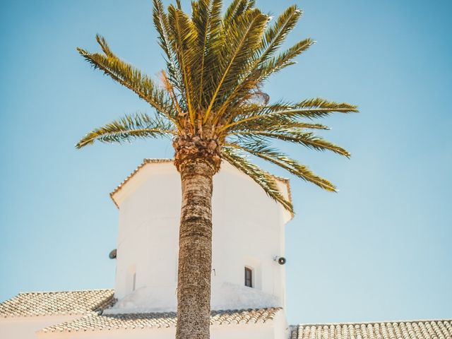 La boda de Carlos y Alba en Los Barrios, Cádiz 37