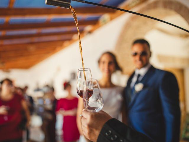 La boda de Carlos y Alba en Los Barrios, Cádiz 38