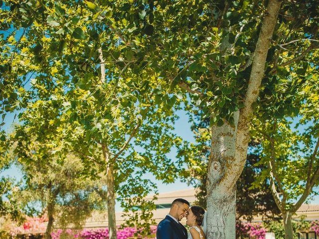 La boda de Carlos y Alba en Los Barrios, Cádiz 45
