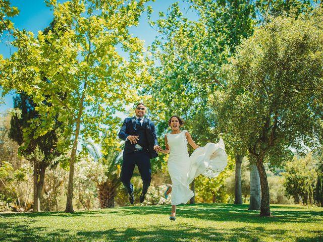 La boda de Carlos y Alba en Los Barrios, Cádiz 47