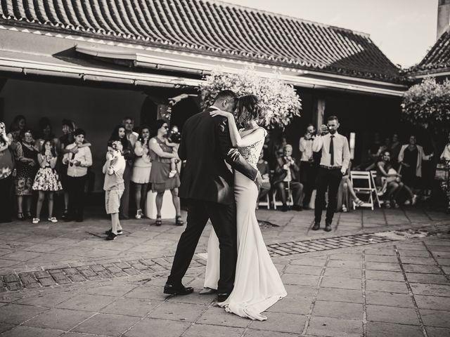 La boda de Carlos y Alba en Los Barrios, Cádiz 56