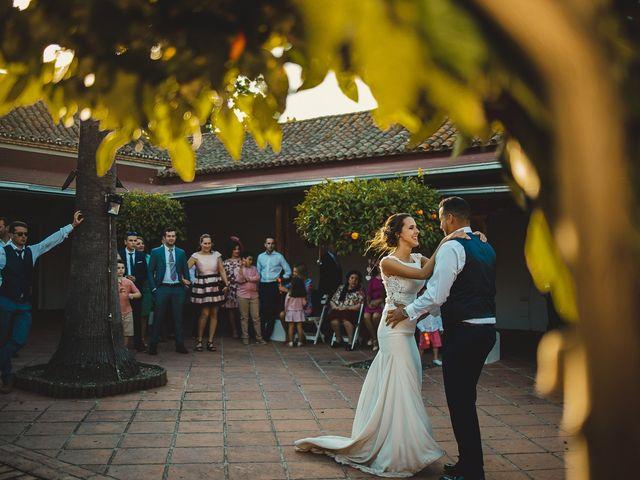 La boda de Carlos y Alba en Los Barrios, Cádiz 57