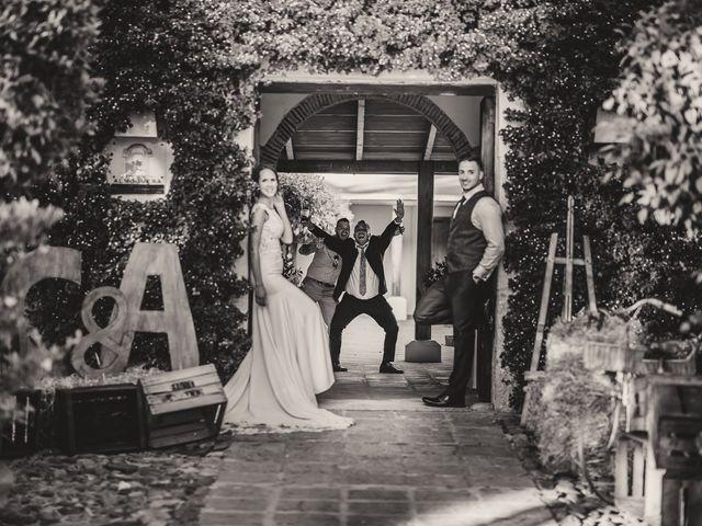 La boda de Carlos y Alba en Los Barrios, Cádiz 62