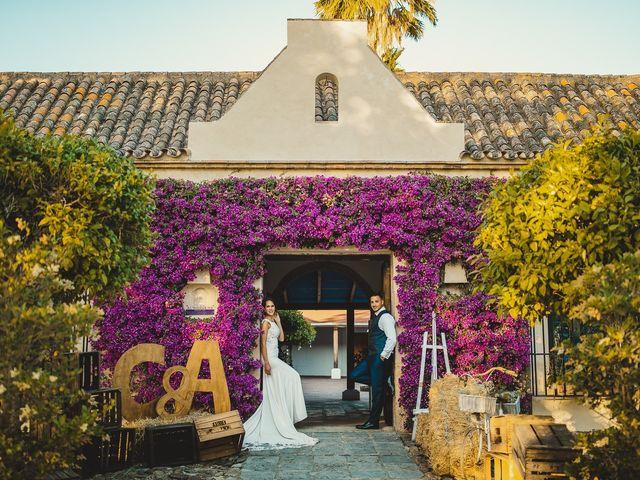 La boda de Carlos y Alba en Los Barrios, Cádiz 63