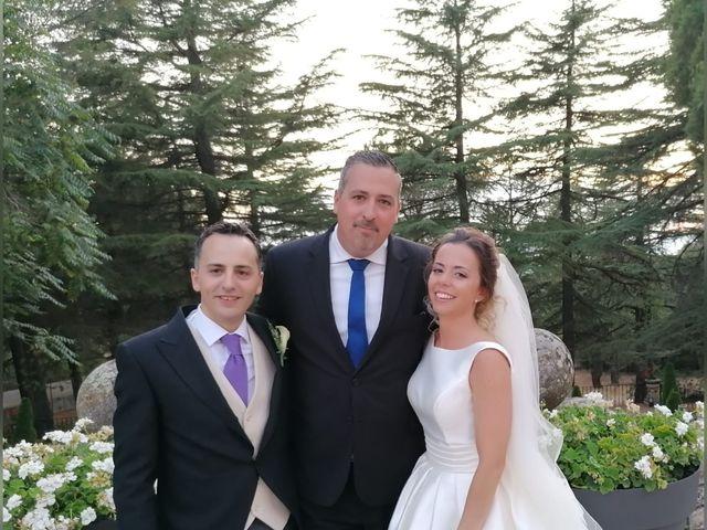 La boda de Antonio y Verónica en Madrid, Madrid 35