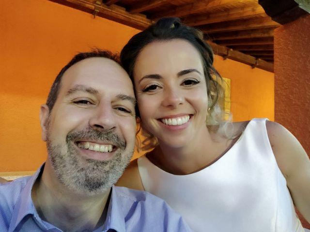 La boda de Antonio y Verónica en Madrid, Madrid 45