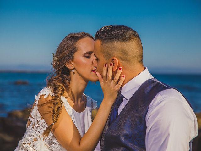 La boda de Carlos y Alba en Los Barrios, Cádiz 66