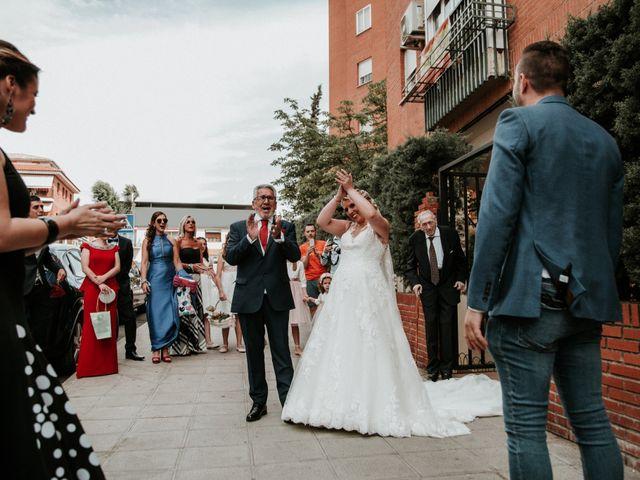La boda de Cristian y Marta en Toledo, Toledo 18
