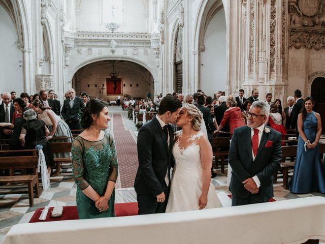 La boda de Cristian y Marta en Toledo, Toledo 24