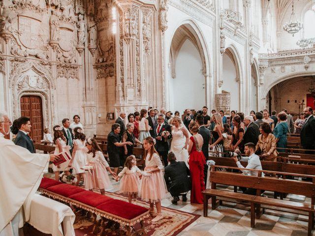 La boda de Cristian y Marta en Toledo, Toledo 29