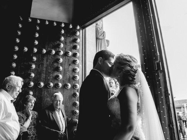 La boda de Cristian y Marta en Toledo, Toledo 32
