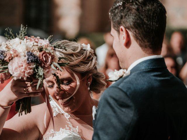 La boda de Cristian y Marta en Toledo, Toledo 34
