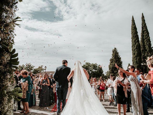 La boda de Cristian y Marta en Toledo, Toledo 36