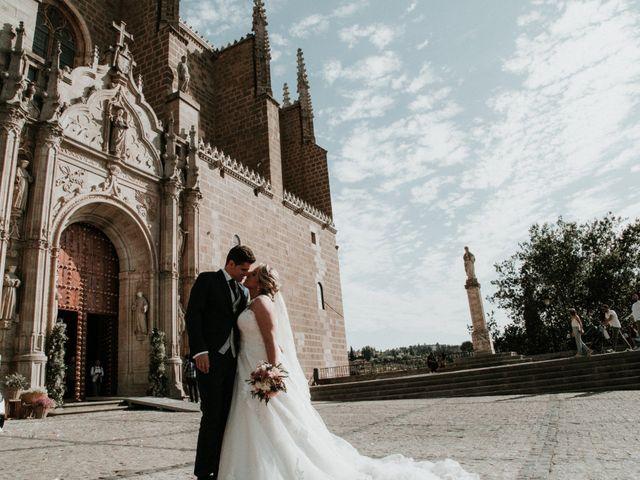 La boda de Cristian y Marta en Toledo, Toledo 37