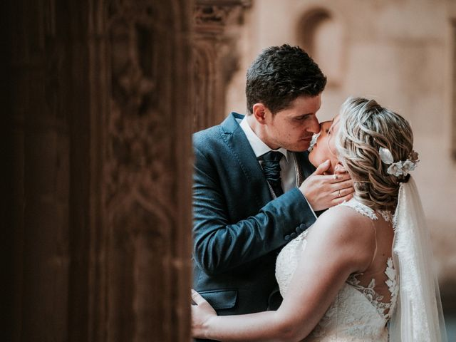 La boda de Cristian y Marta en Toledo, Toledo 39