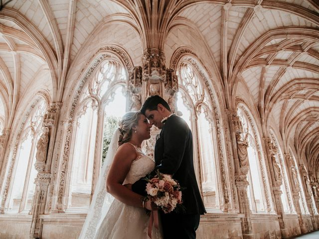 La boda de Cristian y Marta en Toledo, Toledo 3