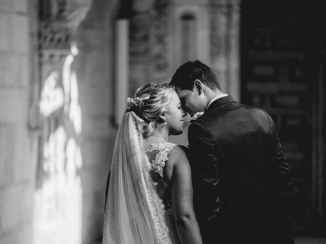 La boda de Cristian y Marta en Toledo, Toledo 43