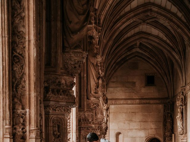 La boda de Cristian y Marta en Toledo, Toledo 44