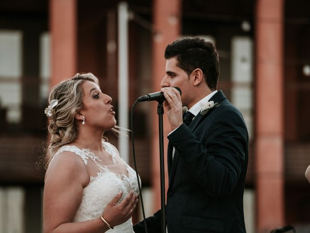 La boda de Cristian y Marta en Toledo, Toledo 47
