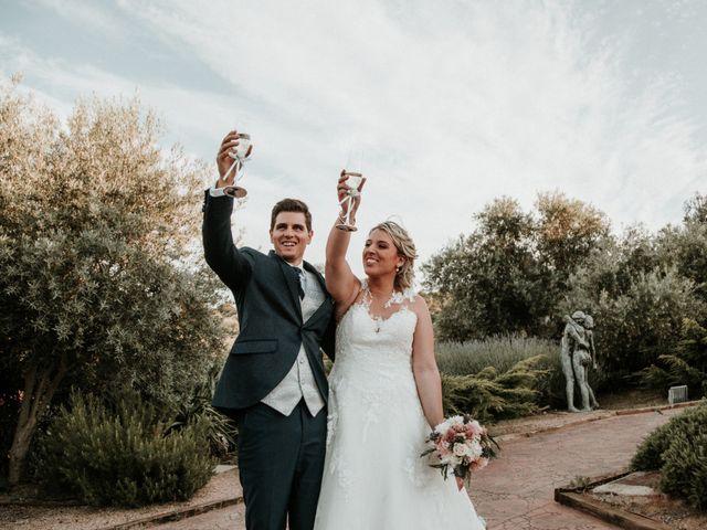 La boda de Cristian y Marta en Toledo, Toledo 48