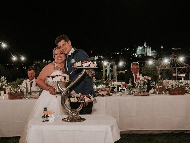 La boda de Cristian y Marta en Toledo, Toledo 51