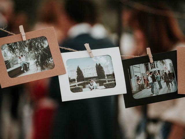 La boda de Cristian y Marta en Toledo, Toledo 53