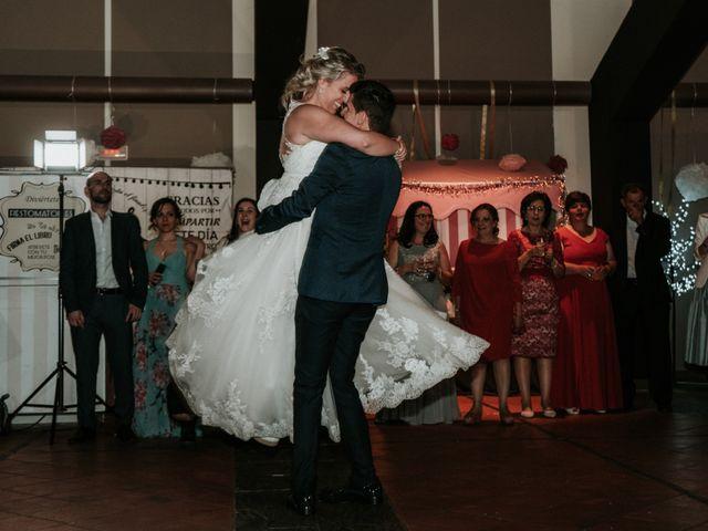 La boda de Cristian y Marta en Toledo, Toledo 55
