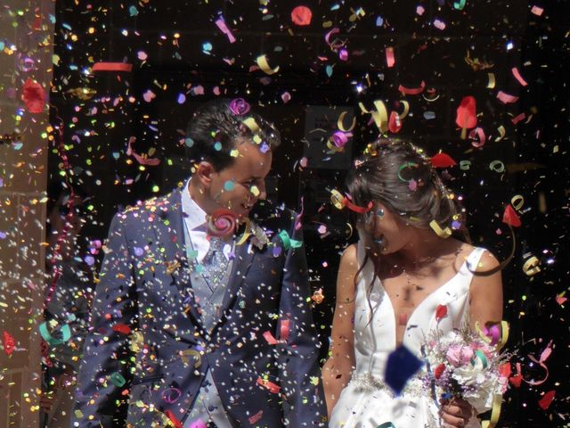 La boda de María y Ander