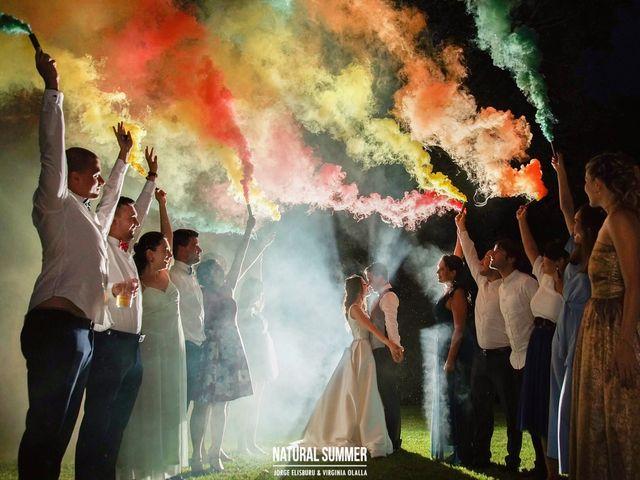 La boda de Ander y María en Errenteria, Guipúzcoa 1