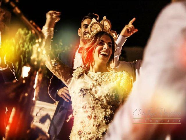La boda de Luis Miguel y Ines Cristina en Montehermoso, Cáceres 1
