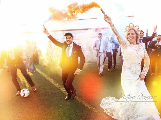La boda de Luis Miguel y Ines Cristina en Montehermoso, Cáceres 2