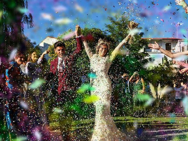 La boda de Luis Miguel y Ines Cristina en Montehermoso, Cáceres 3