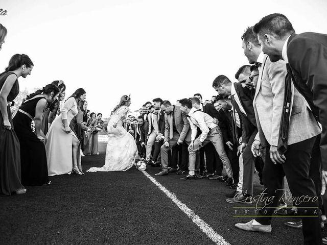 La boda de Luis Miguel y Ines Cristina en Montehermoso, Cáceres 4