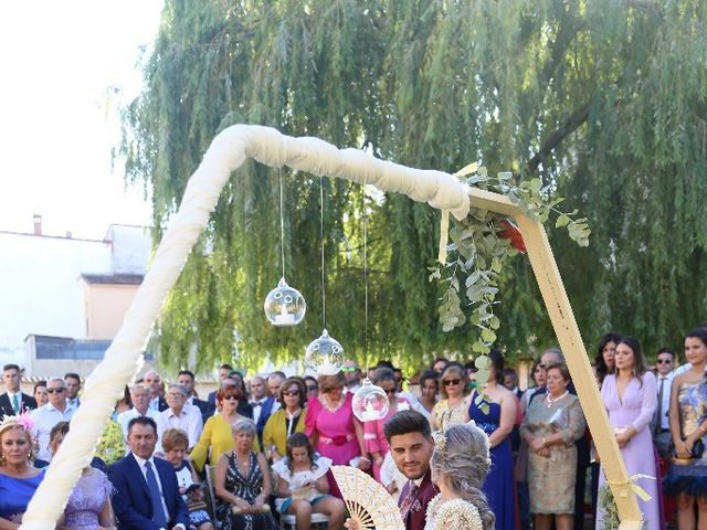 La boda de Luis Miguel y Ines Cristina en Montehermoso, Cáceres 8