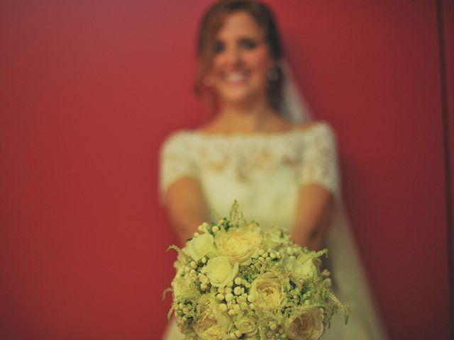 La boda de Javier y Isabel en Nueva Cartagena, Murcia 2