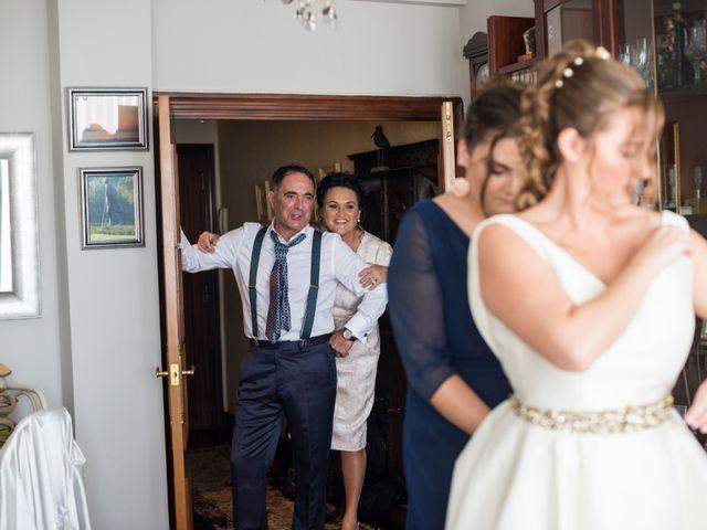 La boda de Unai y Leire en Getxo, Vizcaya 6